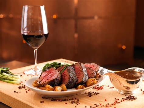 chateaubriand cuisine sw steakhouse las vegas nv chateaubriand gayot
