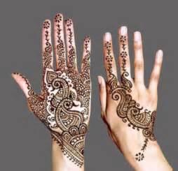Arabic Mehndi Designs 2012 - fashion world