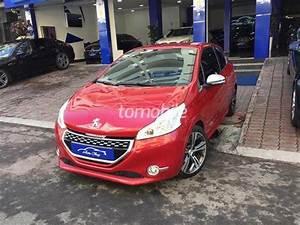 Peugeot 208 Essence Occasion : peugeot 208 occasion 2013 essence 40000km casablanca auto chag 46093 ~ Gottalentnigeria.com Avis de Voitures