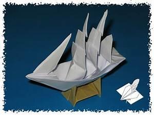 Origami Bateau à Voile : trois m ts les origamis de mathieu ~ Dode.kayakingforconservation.com Idées de Décoration