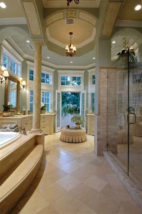 gosh  love huge bathrooms dream