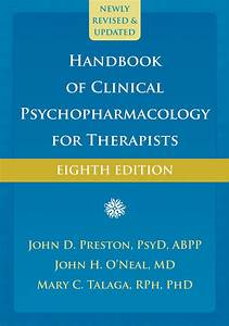 Manual Of Clinical Psychopharmacology 8th Edition Pdf