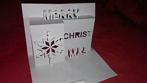 Pop Up Weihnachtskarten : pop up karte anjas schnipselkiste ~ Frokenaadalensverden.com Haus und Dekorationen
