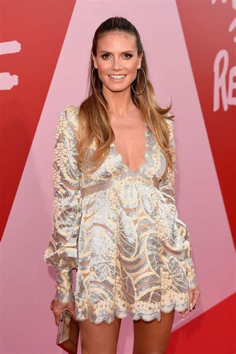 Heidi Klum Fashion For Relief Charity Gala Cannes
