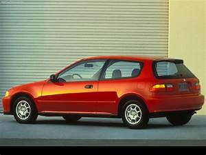 Honda Civic 1992 Hatch
