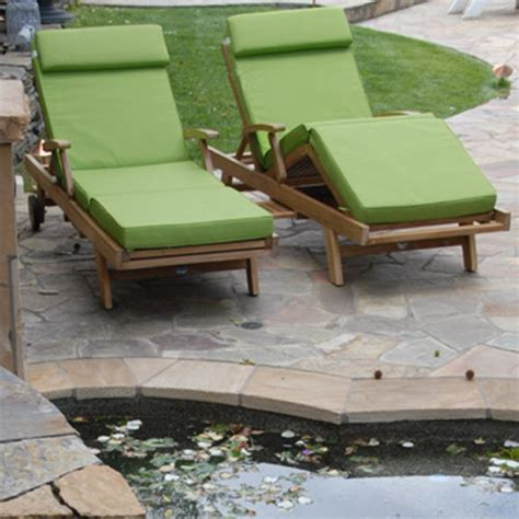 image chaise outdoor sunbrella chaise lounge cushion