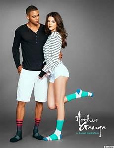 kendall jenner photo shoot reminds us that rob kardashian With rob kardashian sock line