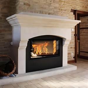 Installer Une Cheminée : installation insert dans cheminee ancienne cv32 jornalagora ~ Premium-room.com Idées de Décoration
