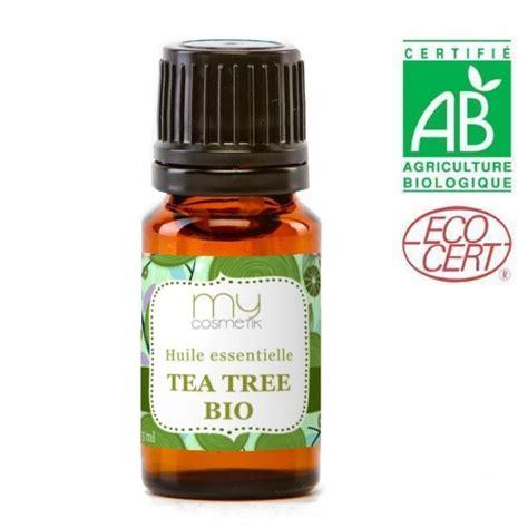 huile essentielle de tea tree bio propri 233 t 233 s et utilisation