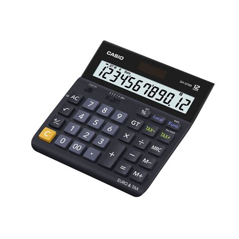 Casio Desk Calculator by Casio Dh 12ter Desk Calculator Staples 174