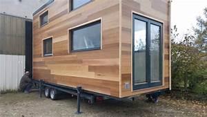 Carte Grise Caravane Moins De 750 Kg : remorque pour tiny house comment bien la choisir ~ Medecine-chirurgie-esthetiques.com Avis de Voitures
