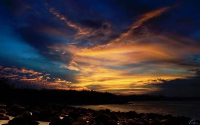 Sky Night Desktop Morning Early Wallpapers Dawn