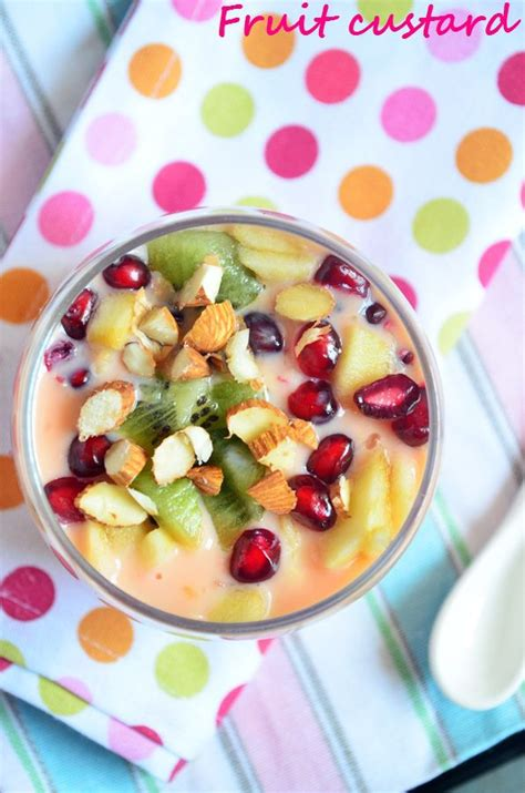 new post easy fruit custard recipe delicious and simple dessert with loads of fresh