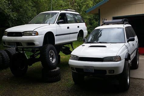 lifted subaru pictures of outbacks that are quot different quot page 66