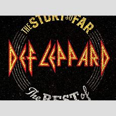 Def Leppard To Release New Greatest Hits The Story So Far