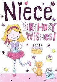 Happy Birthday Wishes Niece Quotes