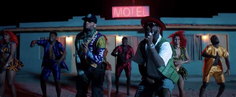 video davido blow  mind ft chris brown
