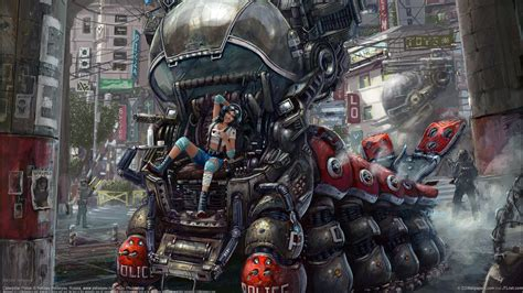 Digital art, artwork, cyber, cyberpunk, neon, lights, neon lights. Cyberpunk Wallpapers (87+ images)