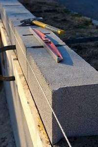 Construire Mur Parpaing : monter un mur en parpaing ~ Premium-room.com Idées de Décoration