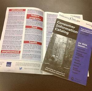 the latest consumer information catalog is available at With government documents catalog