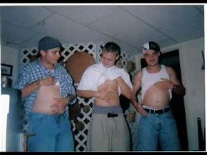 Young Guys Getting Bellies