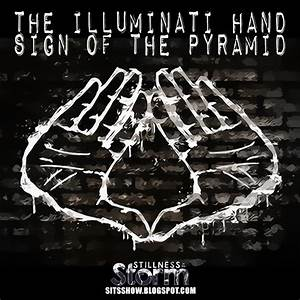 The Illuminati Hand Sign of the Pyramid | Why the Cabal ...