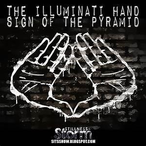 The Illuminati Hand Sign of the Pyramid | Why the Cabal ...