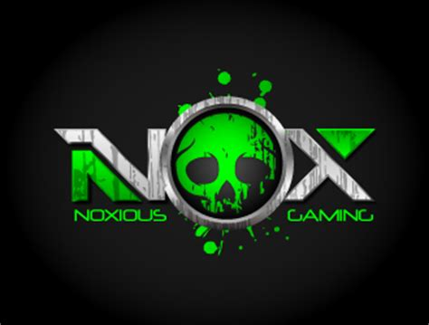 8 cool logo design images tiger head logo design noxious gaming cool logo design and creative