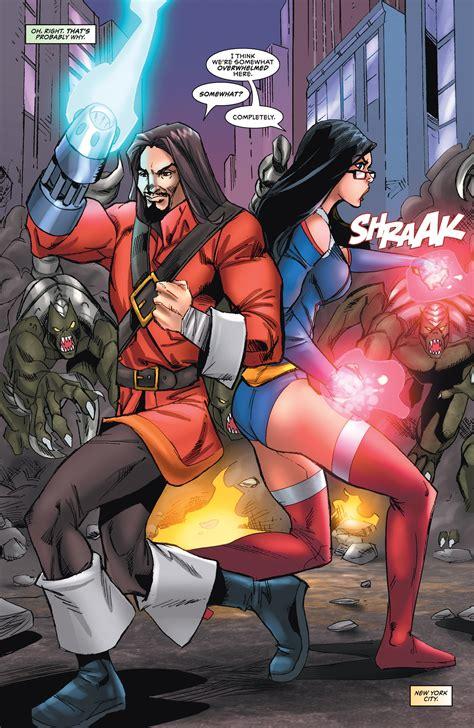 Grimm Fairy Tales Presents Bad Girls Tpb Viewcomic Reading Comics Online For Free 2019