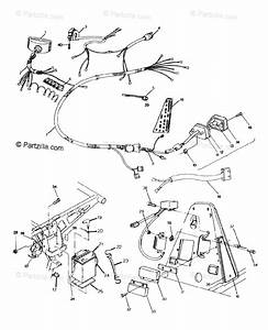 Polaris Atv 1992 Oem Parts Diagram For Wiring Harness 250 2x4