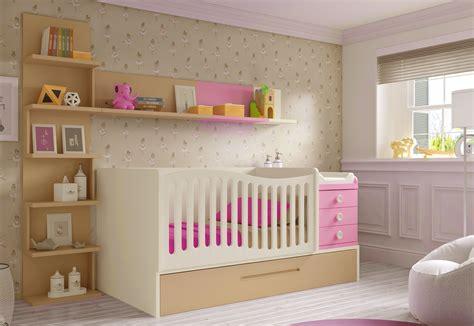 ma chambre de bébé lit bebe fille