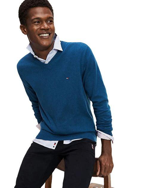 Muški džemperi Tommy Hilfiger - Model V izreza | Fashion ...