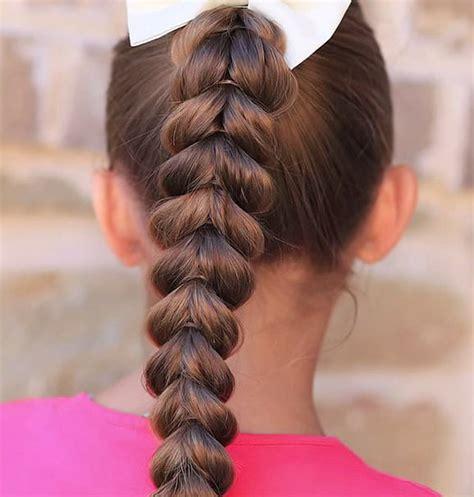 cool braids for girls popsugar moms
