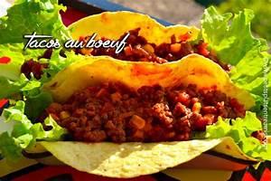 Recette Tacos Mexicain : tacos au boeuf petits plats entre amis ~ Farleysfitness.com Idées de Décoration