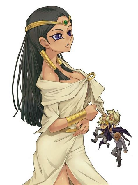 ishtar yu gi oh ishizu anime yugioh mother evil manga dragon sin female characters cute fan monsters version deviantart uploaded