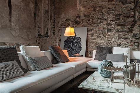 wohnzimmer industrial living room dusseldorf by 55 idées d ameublement salon en couleurs tendance