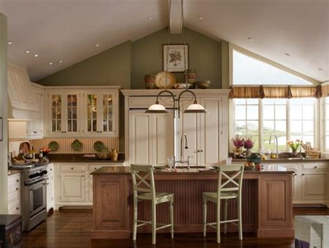 island kitchen and bath create the look of this brookhaven cape cod kitchen