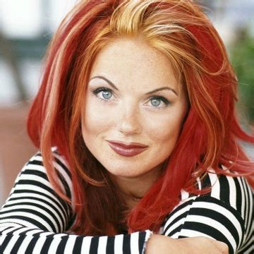 Beauty Throwback: Geri Halliwell's Iconic '90s Hair and ...