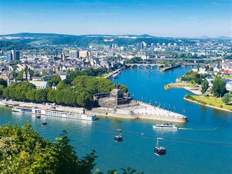 In Koblenz by Culture Attractions Koblenz A City With A Lot To