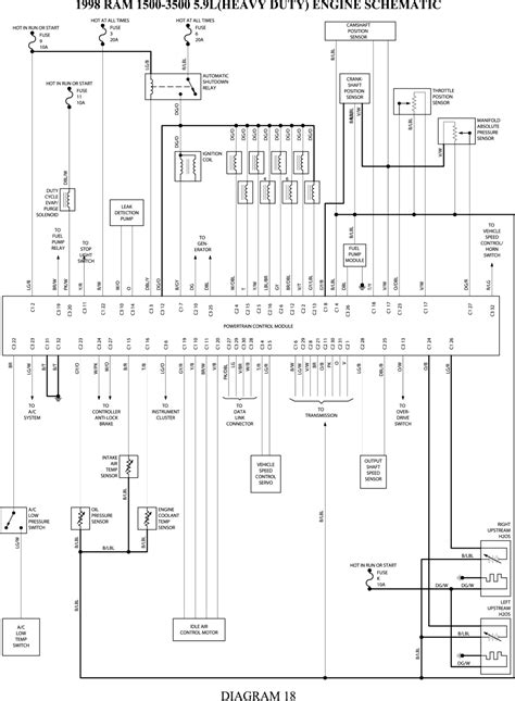 Freightliner Motorhome Chassi Wiring Diagram by 1999 Discovery Freightliner Motorhome 5 9 Engine 23 Pin