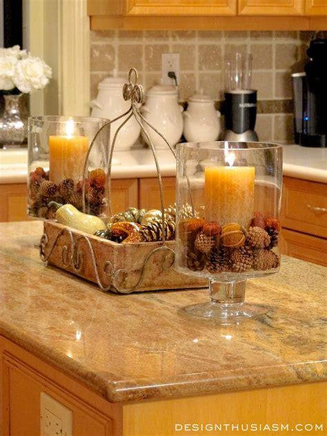 kitchen countertop decor ideas  pinterest