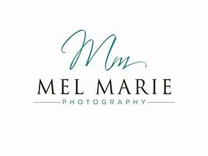 Logo Design for Mel Marie Photography by Cherry Pop Design ...