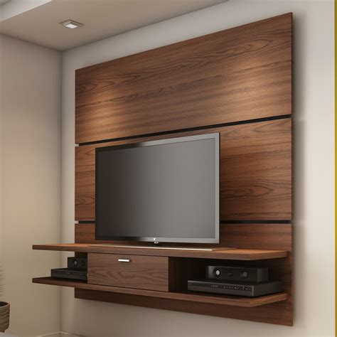 small bedroom tv unit wooden wall mounted tv stand