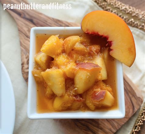 ripped recipes peach mango ginger chutney
