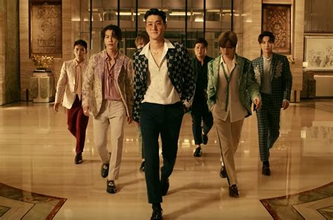 Korean & Mexican Boy Bands Super Junior & Reik Team Up On