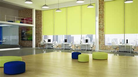 Commercial Blinds by Office Roller Blinds Manufacturer And Installer