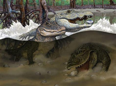 croc  millions years  crocodiles dominated
