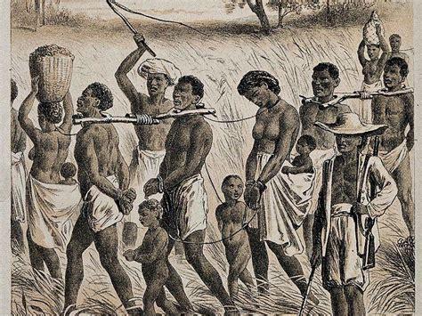 Details Of Horrific First Voyages In Transatlantic Slave