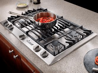 wolf  thermador  dacor  viking gas cooktops