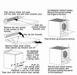 Whirlpool  U0026 Kenmore 27 U2033 Dryer Models Repair Manual